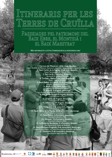 cartell itineraris 15
